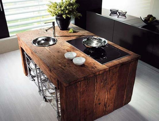 Keuken Zelf Maken : Meubels; net even anders! -