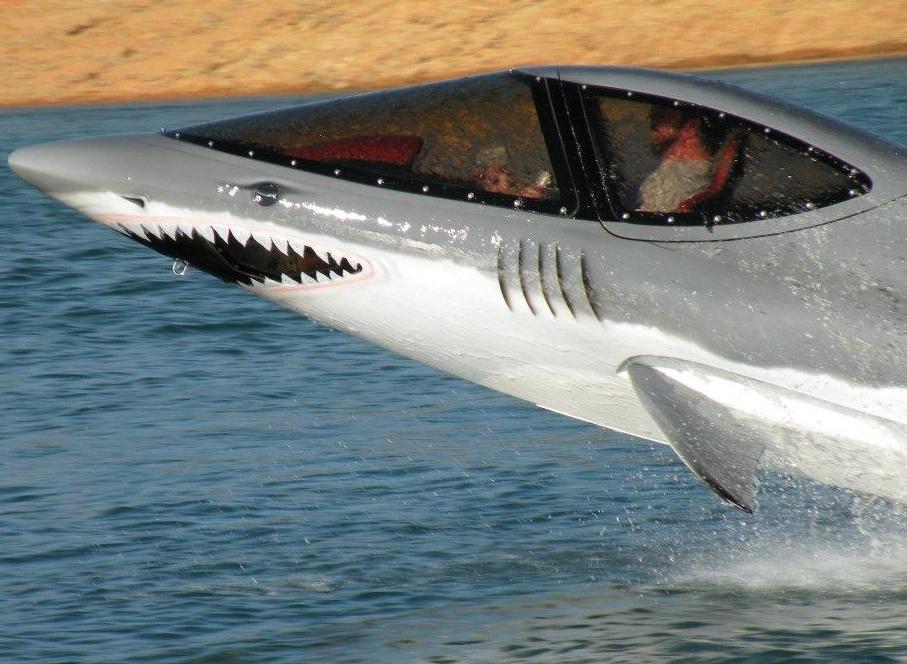 Seabreacher shark 2