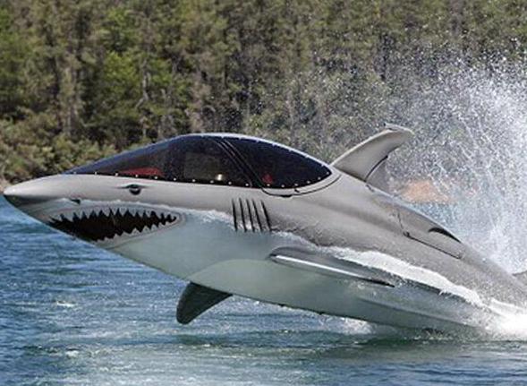 Shark Seabreacher