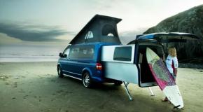VW DoubleBack Caravan Camperding.
