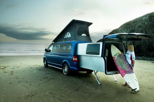 vw doubleback caravan camperding. Black Bedroom Furniture Sets. Home Design Ideas