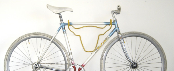 Je fiets ophangen met stijl