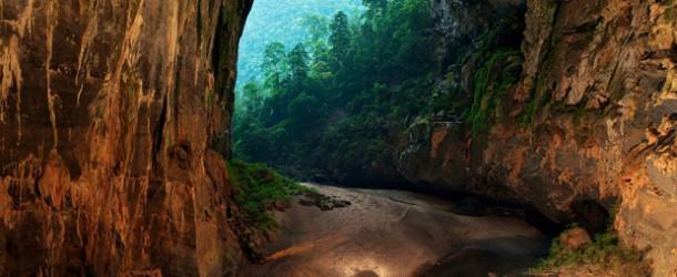 De grootste grot ter wereld