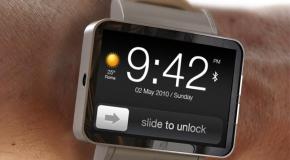 Apple iWatch voor eind 2013