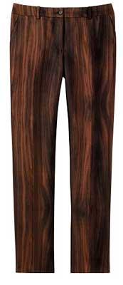 houten broek