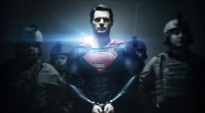 Nieuwste Trailer Man of Steel!