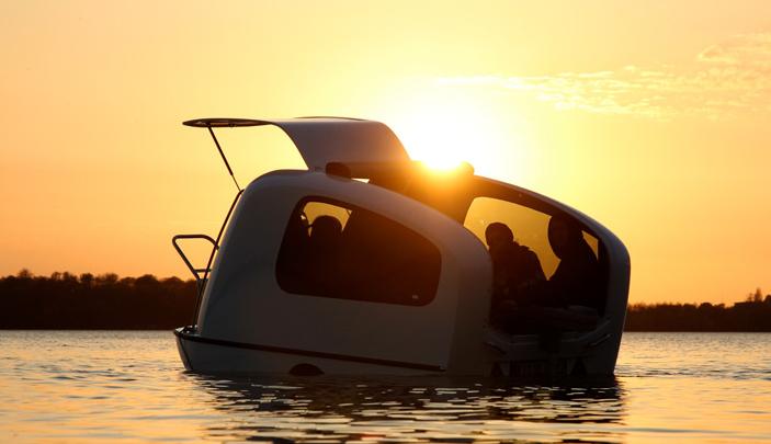 caravanboot
