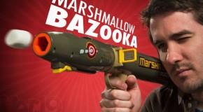 Marshmallow Bazooka!
