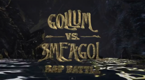 Rap Battle: Gollum vs Smeagol