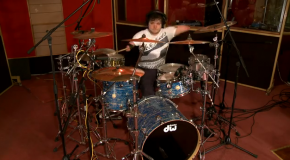 No hands drummen – RHCP Can't Stop