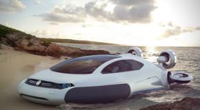 Volkswagen Hovercraft: Aqua