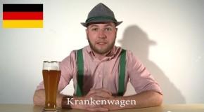 Duits vergeleken: waarom het zo'n lekker taaltje is.