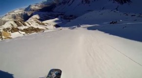 Go Pro: Let Me Take You To The Mountain