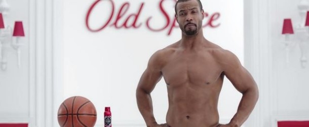 Old Spice reclame – the push up muscle shirt